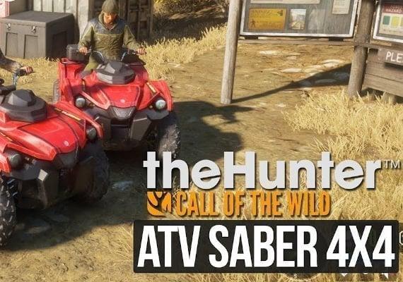theHunter: Call of the Wild: ATV SABER 4X4 EU