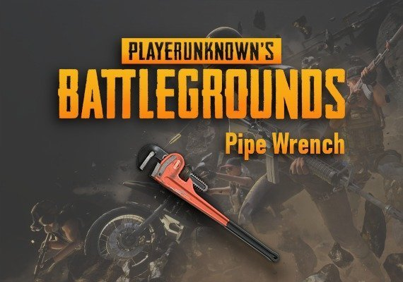 PUBG PlayerUnknown's Battlegrounds - Pipe Wrench