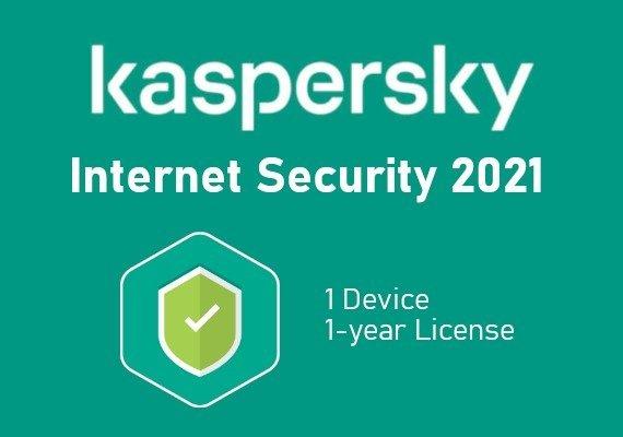 Kaspersky Internet Security 2021 1 Year 1 Device EU Voucher Code