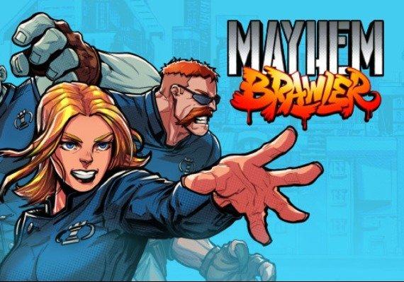 Mayhem Brawler ARG