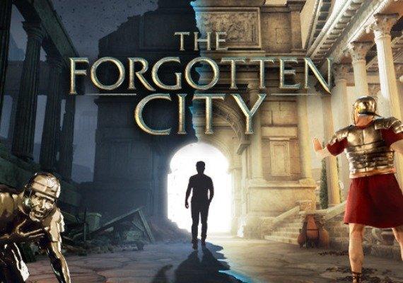The Forgotten City ARG