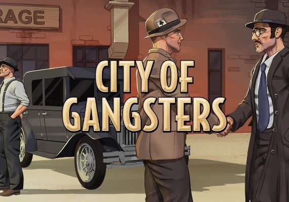 City of Gangsters PRE-ORDER