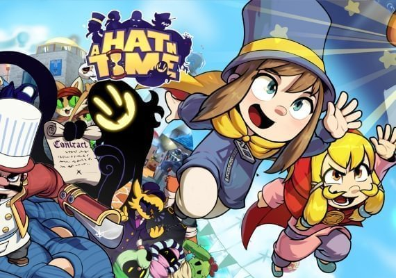 A Hat in Time ARG