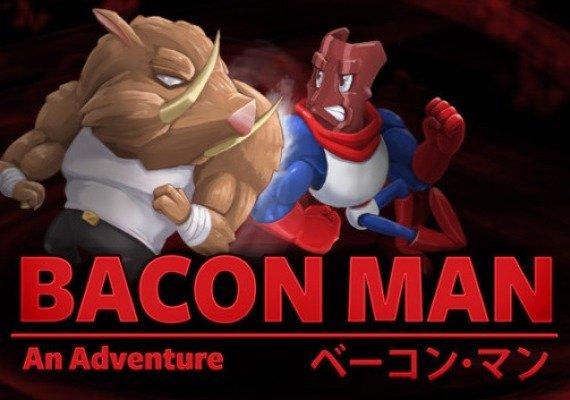 Bacon Man: An Adventure