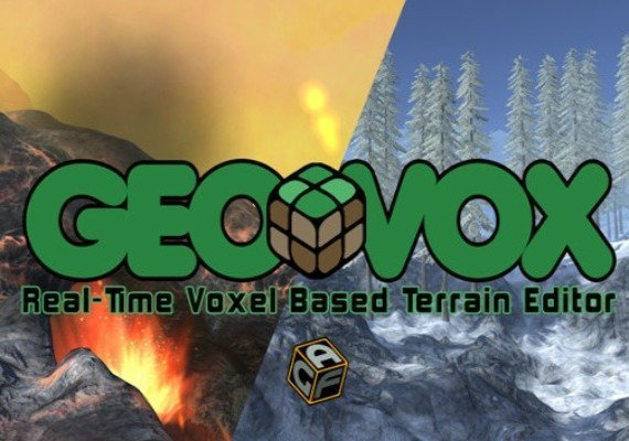 Axis Game Factory's GeoVox + AGFPRO + Premium