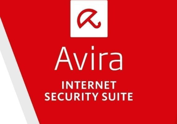 Avira Internet Security Suite 1 Year 3 Dev