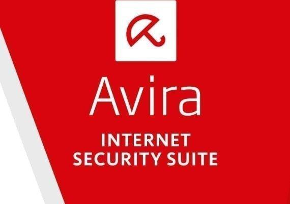 Avira Internet Security Suite 3 Year 3 Dev