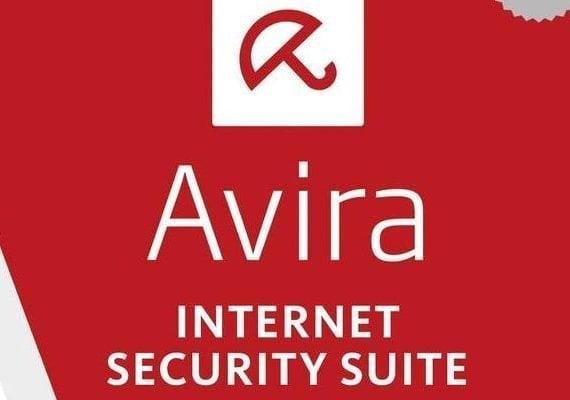 Avira Internet Security Suite 2018 1 Year 3 Dev