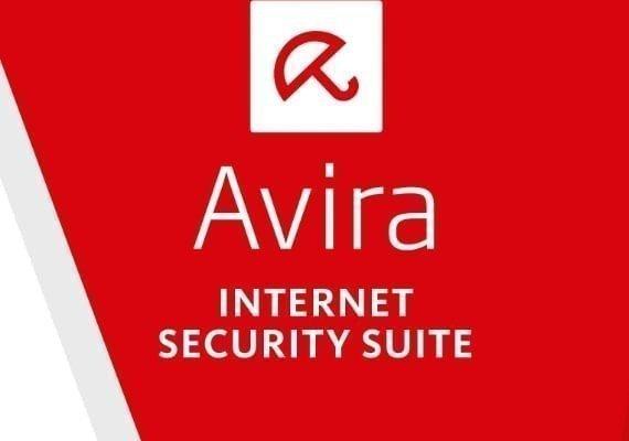 Avira Internet Security Suite 3 Year 1 Dev