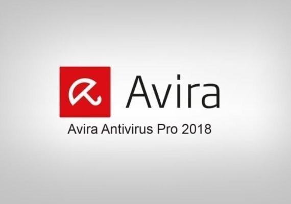 Avira Antivirus Pro 2018 3 Years 3 Dev