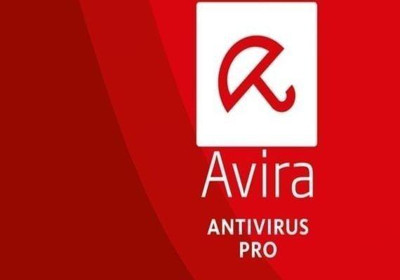 Avira Antivirus Pro 2 Years 1 Dev