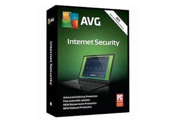 AVG Internet Security 2 Years 1 User