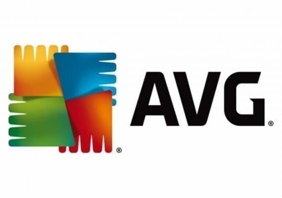 AVG Anti-Virus 2 Users 1 Year