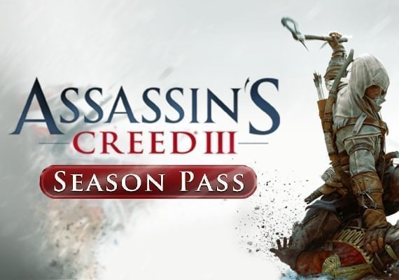 Assassin's Creed III - Season Pass US