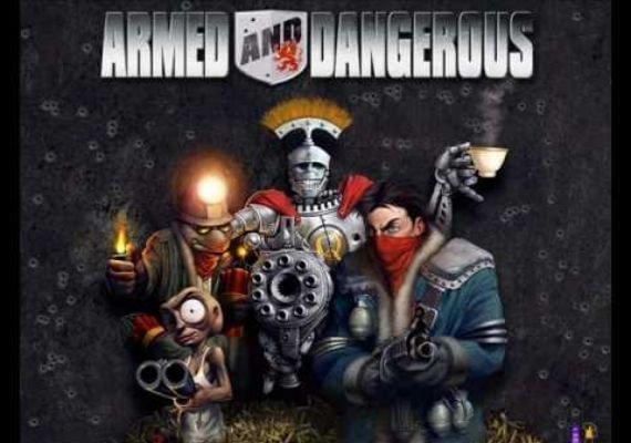 Armed and Dangerous EU