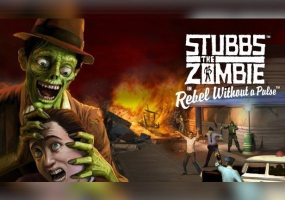 Stubbs the Zombie in Rebel Without a Pulse EU