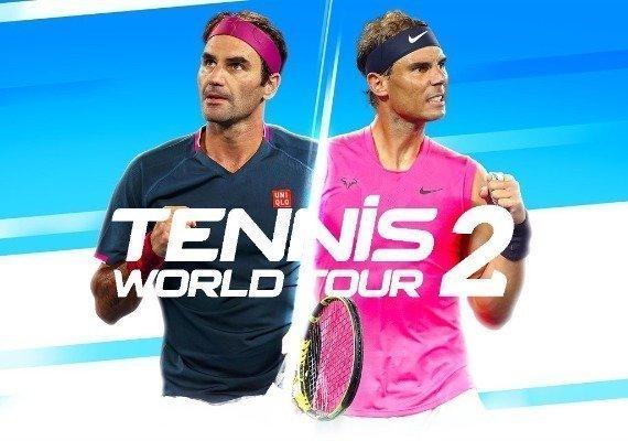 Tennis World Tour 2 EU