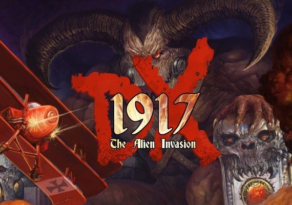 1917: The Alien Invasion DX