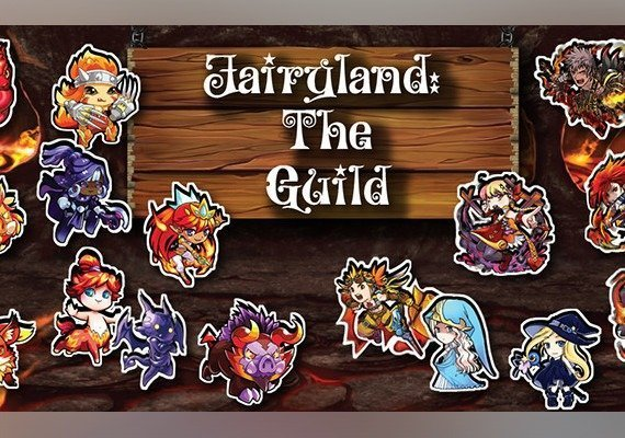 Fairyland: The Guild