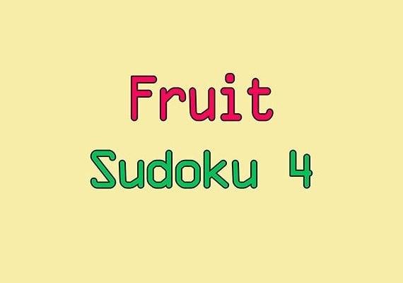 Fruit Sudoku 4
