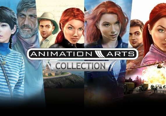 Animation Arts - Collection
