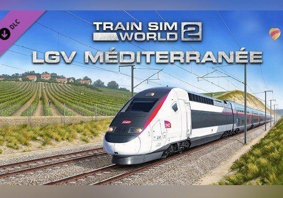 Train Sim World 2: LGV Mediterranee: Marseille - Avignon Route EU