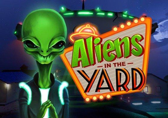 Aliens In The Yard VR