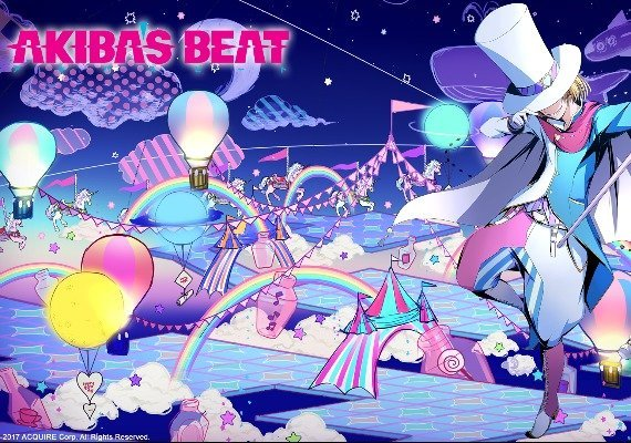 Akiba's Beat EU
