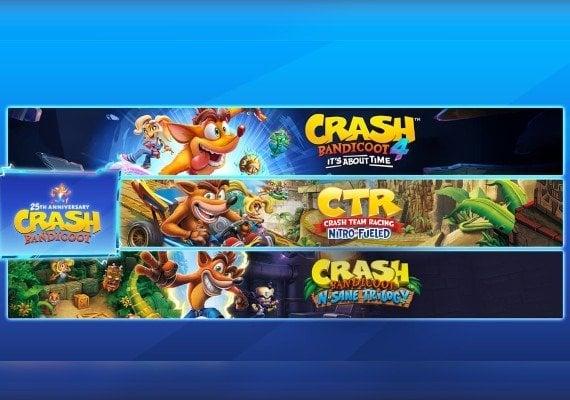 Crash Bandicoot - Crashiversary Bundle EU