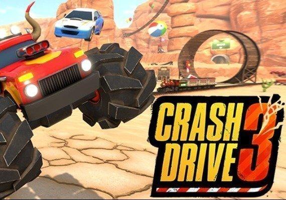 Crash Drive 3 US