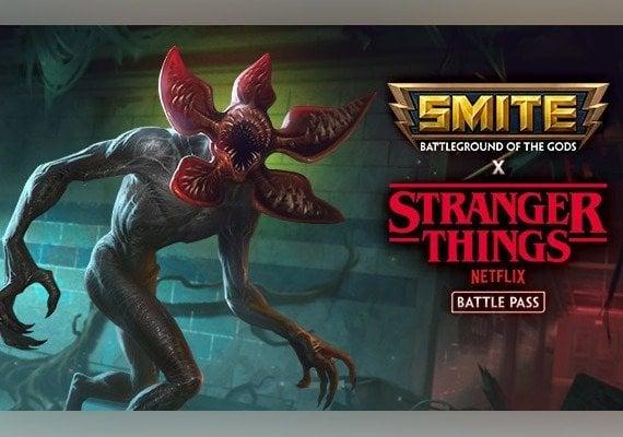 SMITE x Stranger Things Plus - Bundle EU
