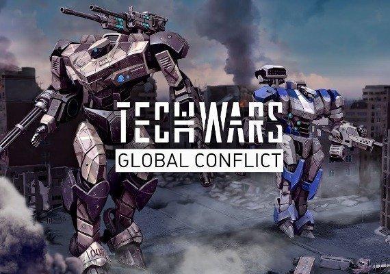 Techwars Global Conflict - Steelfield Prosperity Age EU