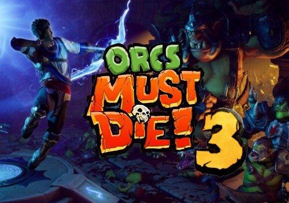 Orcs Must Die! 3 ARG