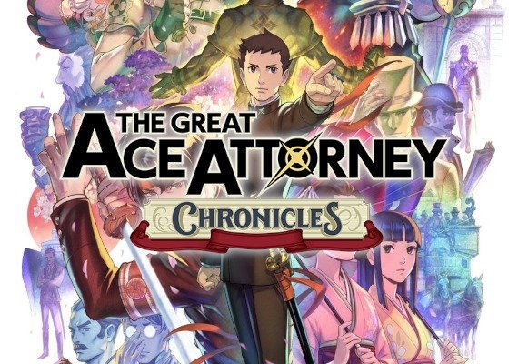 The Great Ace Attorney Chronicles EU