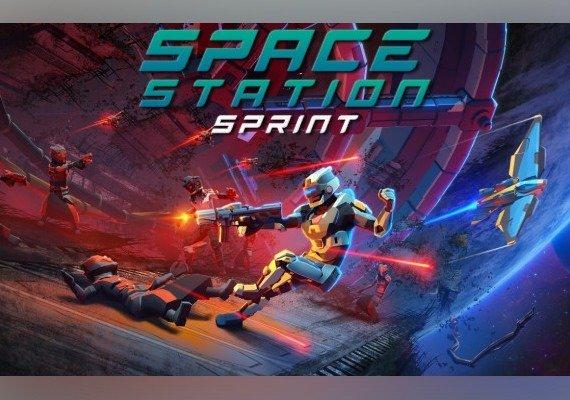 Space Station Sprint ARG