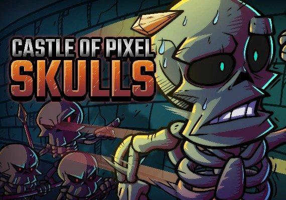 Castle of Pixel Skulls DX ARG