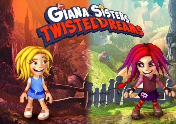 Giana Sisters: Twisted Dreams - Director's Cut ARG