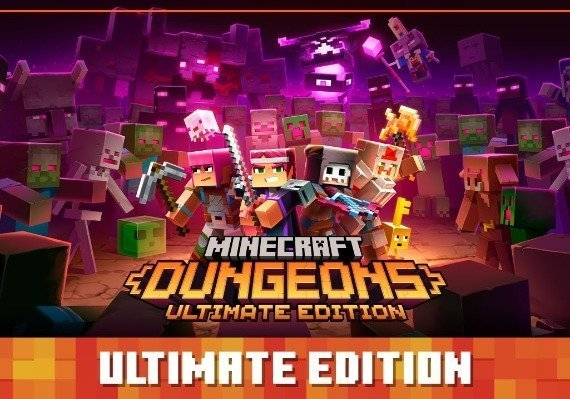Minecraft Dungeons - Ultimate Edition TK