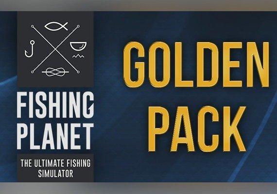 Fishing Planet - Golden Starter Pack ARG