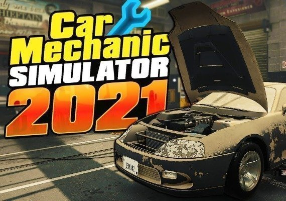 Car Mechanic Simulator 2021 EU