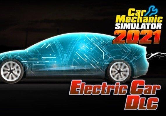 Car Mechanic Simulator 2021: Electric Car