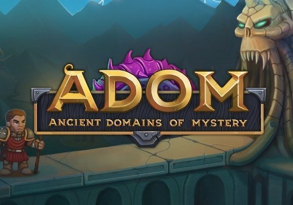 ADOM: Ancient Domains Of Mystery EU
