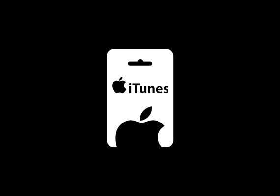 iTunes Gift Card 500 SAR