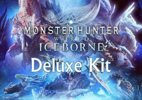 Monster Hunter: World - Iceborne Deluxe Kit DLC