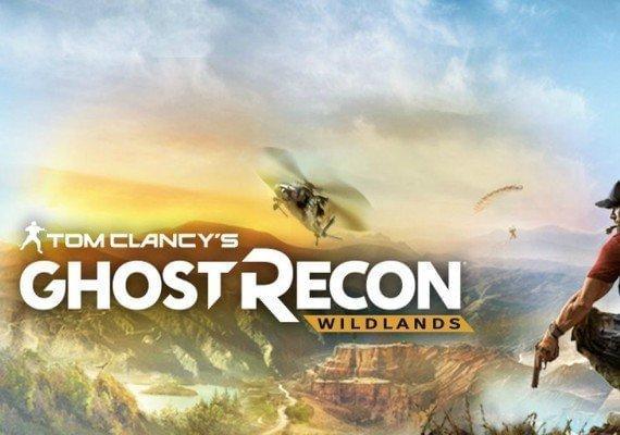 Tom Clancy's Ghost Recon: Wildlands - Deluxe Edition NA