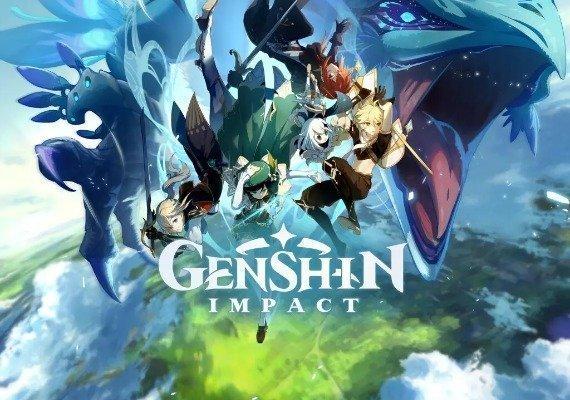 Genshin Impact - Prime Gaming Bundle #3