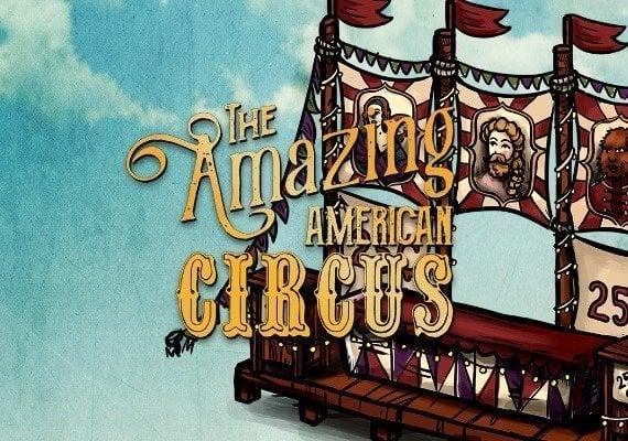 The Amazing American Circus ARG