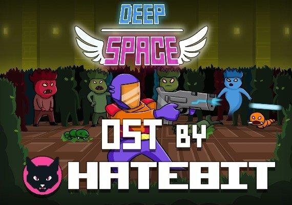 Deep Space: Space-Platformer - Official OST