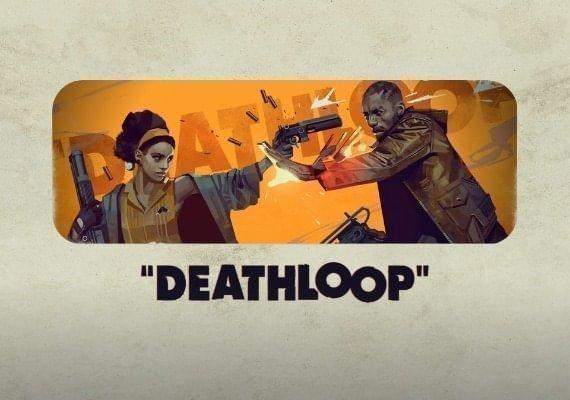 Deathloop - Deluxe Edition EU PS5