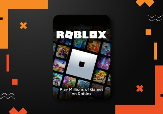 Roblox Gift Card 5 USD